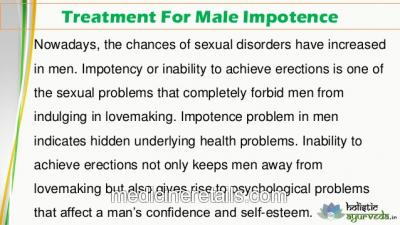 impotency in men