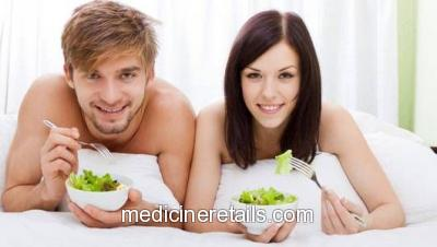 How eating healthy can boost sexual performance